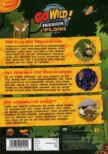 Go Wild! - Mission Wildnis 02. Der Flug der Drachenechse