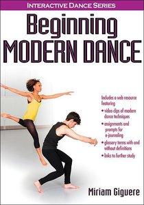 Beginning Modern Dance