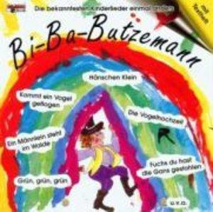 BI-BA-BUTZEMANN Kinderlieder i.neuen Sou