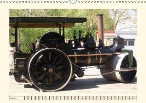Steam engines (Wall Calendar 2015 DIN A3 Landscape)