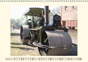 Steam engines (Wall Calendar 2015 DIN A3 Landscape) - zum Schließen ins Bild klicken