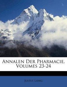 Annalen der Pharmacie, Band XXXX.