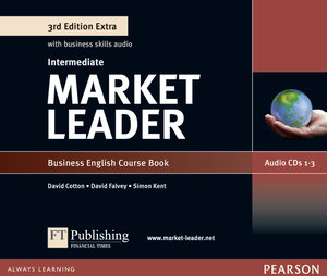 Market Leader Plus. Intermediate Class Audio CD