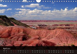 Magnificent America - UK Version (Wall Calendar 2015 DIN A4 Land