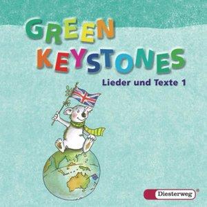 Green Keystones 1. 2 CDs. Lieder und Texte