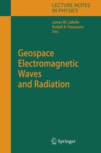 Geospace Electromagnetic Waves and Radiation