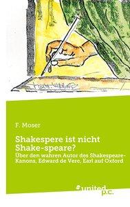 Shakespere ist nicht Shake-speare?