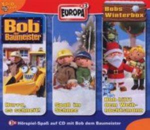 Bob, der Baumeister Box 05. Winterbox