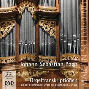 Johann Sebastian Bach-Orgeltranskriptionen