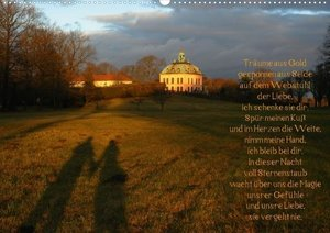 Träume aus Gold (Posterbuch DIN A4 quer)