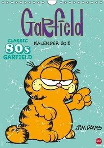 Davis, J: Garfield 80ies Classic Kalender (Wandkalender 2015