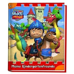 Mike der Ritter Kindergartenfreundebuch