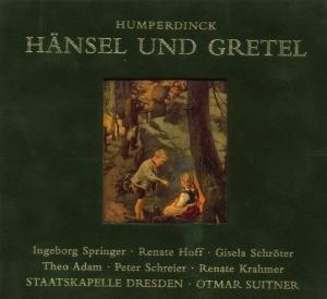 Adam/Schreier/Hoff/SD/Suitner: Hänsel Und Gretel (GA)