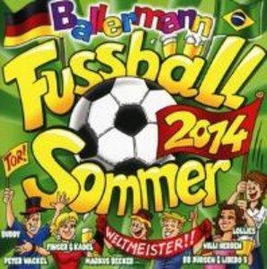 Ballermann Fußball Sommer 201