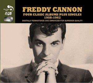 4 Classic Albums Plus Singles 1958-1962