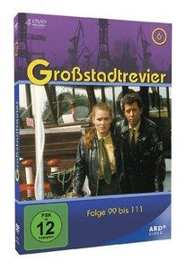 Grossstadtrevier-Box 6 (Folge 99-111)