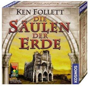 Kosmos 6915300 - Die Säulen der Erde/Ken Follett