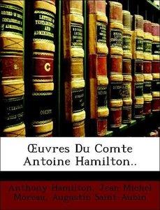 OEuvres Du Comte Antoine Hamilton..