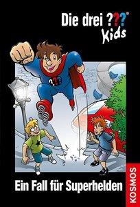 Die drei ??? Kids 45. Ein Fall für Superhelden (drei Fragezeiche