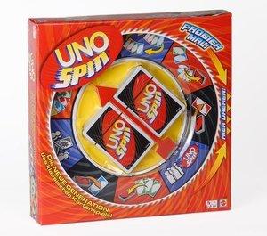 Mattel K2781 - UNO Spin, Kartenspiel