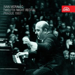 Ivan Moravec Twelfth Night Recital,Prag 1987