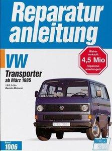 VW Transporter ab März 1985