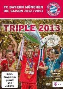 FC Bayern München - Saison 2012/2013 - Alle Spiele - Alle Tore