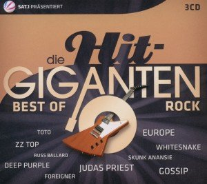 Die Hit Giganten-Best Of Rock
