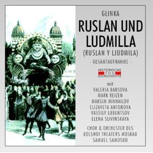Ruslan Und Ludmilla (GA)