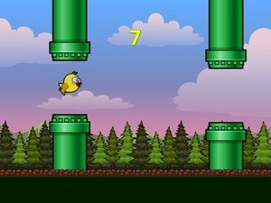 Flappy Bird HD (Software Pyramide)