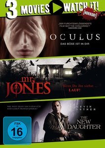 Oculus/Mr.Jones/The New Daughter