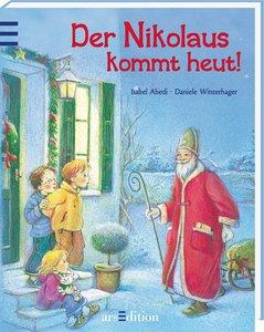 Der Nikolaus kommt heut!