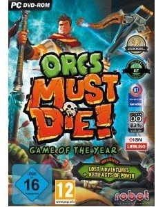 Orcs must die! - Game of the Year-Edition