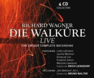 Wagner: Die Walküre-Live (GA)