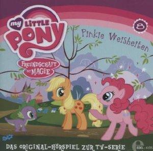 (8)Original Hörspiel z.TV-Serie-Pinkie Weisheiten