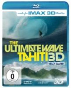 IMAX(R): Ultimate Wave Tahiti 3D (Blu-ray 3D)