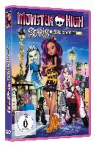Monster High Scaris-Monsterstadt der M