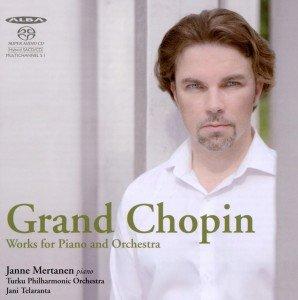 Grand Chopin-Werke für Klavier und Orchester