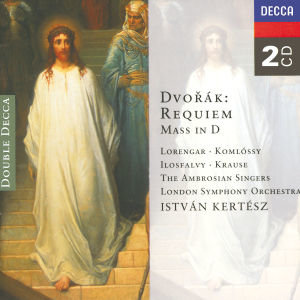 Requiem op.89/Messe op.86