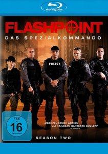 Flashpoint - Das Spezialkommando, Staffel 2