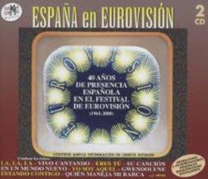 Espa¤a En Eurovisi¢n (Todas Las Cancione