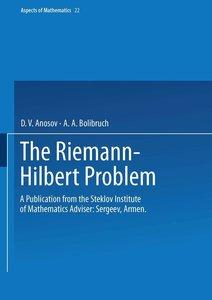 The Riemann-Hilbert Problem