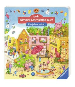 Mein Wimmel-Geschichten-Buch: Jahreszeiten