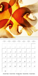 Food and Light (Wall Calendar 2015 300 × 300 mm Square)