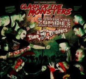 Clash Of The Monsters (+Bonus CD)