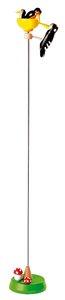 Goki 53931 - Klopfspecht mit Nachwuchs, ca. 42,5 cm