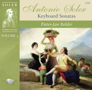 Soler-Keyboard Sonatas Vol.3