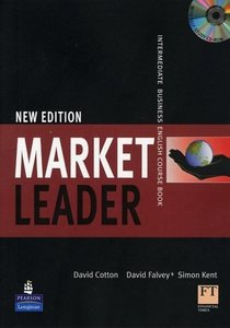 Market Leader New Edition. Intermediate Course Book