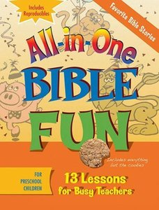 Favorite Bible Stories for Preschool Children