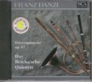 Danzi: Bläserquintette op.67